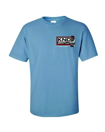 KND Safety T-Shirt in Blue